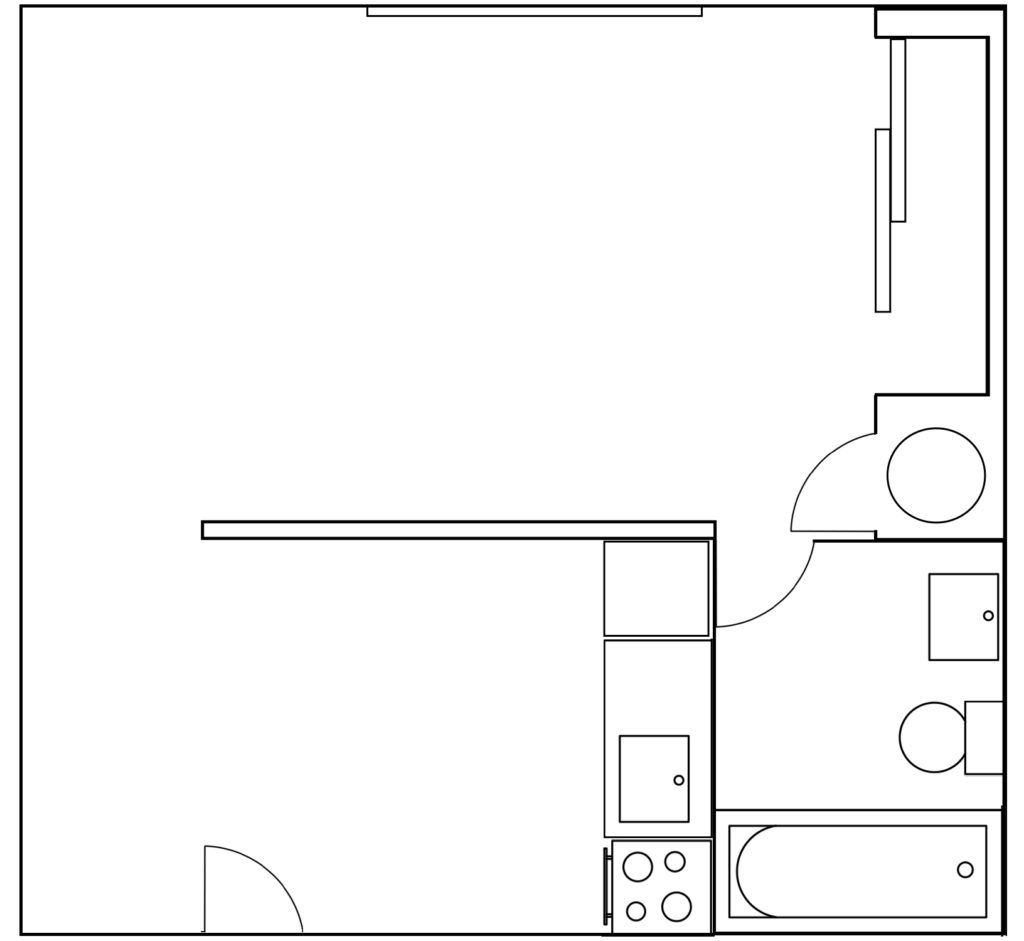 AR 6 Floor Plan