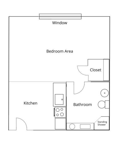 LN 16 Floor Plan
